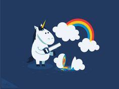 unicornio desenho tumblr - Pesquisa Google