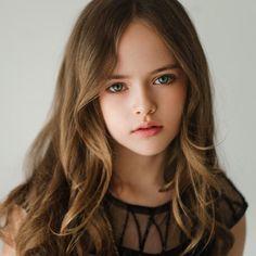 Model Kristina Pimenova. Inspiration for a character named Poppy McCuskey.