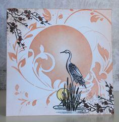 oriental crane