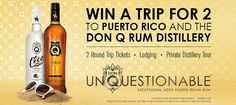 Win a trip to Puerto Rico on Westword - Don Q Rum Puerto Rico Trip Sweepstakes