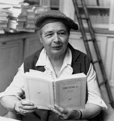Marguerite Yourcenar — L'essenziale non è la scrittura, è la visione. #scrittura