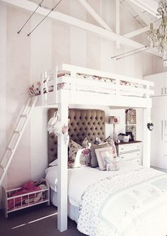 twin-loft over bed