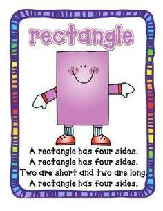 Rectangle poem