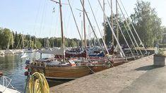 Scylla Wooden Sail Yachts. #scyllasailing #uusikaupunki #sailyacht #woodensailyacht Sailing Ships, Boat, Instagram, Dinghy, Boats, Tall Ships, Ship
