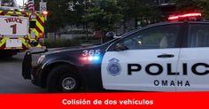 Una persona fue transportada al hospital Más detalles >> www.quetalomaha.com/?p=6393