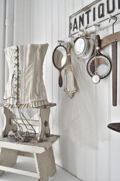 Antique corset & Co.