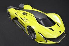 Volkswagen RW1 Rennwagen Internship  Design: Gabriel Zonta @gtzonta