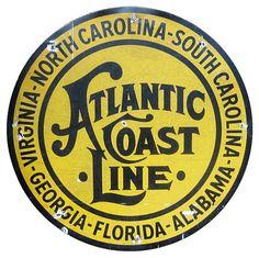 Atlantic Coast Line Luv Letter, Letter Logo, Graphic Design Branding, Typography Design, Logo Design, Vintage Typography, Typography Letters, Vintage Logos, Window Signage