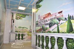 SALA COLOSSEO e si trova presso il GEMELLI ART all' Ospedale Policlinico Gemelli di Roma