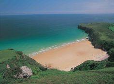 Playa de Andrín | Portal oficial de turismo del Ayuntamiento de Llanes (Asturias, España)