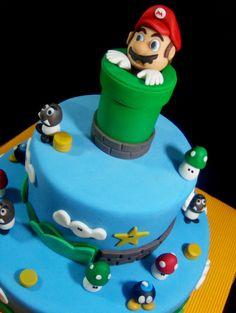 Pastel Mario Bross II