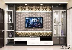 Drawing Room Interior Design, Tv Unit Interior Design, Tv Unit Furniture Design, Bedroom Furniture Design, Modern Bedroom Design, Modern Tv Unit Designs, Wall Unit Designs, Tv Stand Designs, Living Room Tv Unit Designs