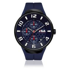 #Fila Watches - Filacasual Chronograph - Fila Watches are a statement of sporty Italian lifestyle and sense of ...