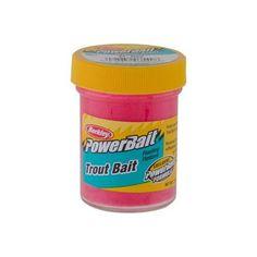 PowerBait Trout Dough Bait - Floral Red