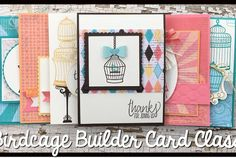 Birdcage Builder Stamp A Stack
