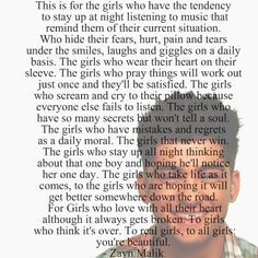 oh my gosh.... I am crying [on the inside]. THIS is why I love one directon. Their music is great, they're all cute... but this...this is it. guys, please don't ever change <3