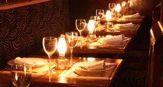 Caripen: french cuisine in Madrid. Los mejillones y el pato son buenísimos. La luz...perfecta.