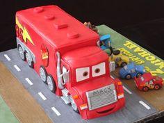Truck cake — Children's Birthday Cakes