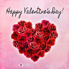 Valentines Day Background Heart Made of Roses - Valentines Seasons/Holidays - V. - Valentines Day Background Heart Made of Roses – Valentines Seasons/Holidays – V…- Valentine -