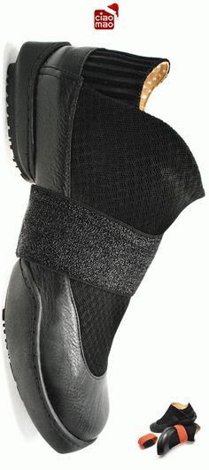 """Temos """"Noite Feliz""""! - Tênis MEIA LIGA - Women's sneaker - www.ciaomao.com"""