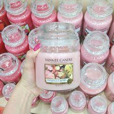 Girly // yankee candles