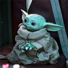 Yoda Pictures, Yoda Images, Star Wars Pictures, Cuadros Star Wars, Baby Yoga, Star Wars Wallpaper, Star Wars Baby, Star War 3, Star Wars Characters