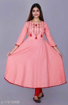 Kurtis & Kurtas Aakarsha Pretty Kurtis Fabric: Rayon Sleeve Length: Three-Quarter Sleeves Pattern: Embroidered Combo of: Single Sizes: S (Bust Size: 36 in, Size Length: 44 in)  XL (Bust Size: 42 in, Size Length: 44 in)  L (Bust Size: 40 in, Size Length: 44 in)  M (Bust Size: 38 in, Size Length: 44 in)  XXXL (Bust Size: 46 in, Size Length: 44 in)  XXL (Bust Size: 44 in, Size Length: 44 in)  Country of Origin: India Sizes Available: S, M, L, XL, XXL, XXXL   Catalog Rating: ★4.1 (627)  Catalog Name: Adrika Superior Kurtis CatalogID_3570129 C74-SC1001 Code: 693-17670006-7401