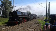 German Express Train Jubilee-Journey throughout Germany Journey, Youtube, Trains, Christian, Europe, Locomotive, Vehicles, The Journey, Youtubers