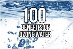 """How would you like to slow down the aging process? Would you add ozone to your water if you knew that it helps to prevent cancer? What if you could fight infections with ozone therapy? Most of the food that we eat is considered """"dead"""" food as most nutrien Calendula Benefits, Matcha Benefits, Coconut Health Benefits, Ozone Therapy, Ozone Generator, Spa, Cancer Fighting Foods, Types Of Cancers, Aging Process"""