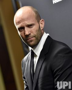 Actor Jason Statham attends the 2015 CinemaCon in Las Vegas