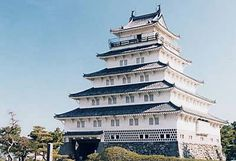 "Shimabara-jo[Moritake-jo] / Nagasaki.japan / Historic sites of City / The construction of a castle is 1624./ The building of ""Tensyu"" is 1626./ ""Tensyu"" rebuilt it in 1964."