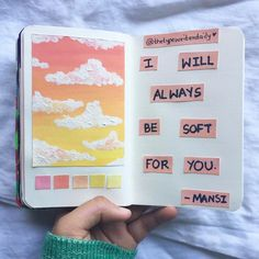 art journal mansi jikadara b - words amp; art on I - Bullet Journal Aesthetic, Bullet Journal Art, Bullet Journal Ideas Pages, Bullet Journal Inspiration, Art Journal Pages, Art Journals, Citation Photo Insta, Kunstjournal Inspiration, Notebook Art
