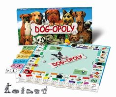 cute it's like monopoly but differ'nt