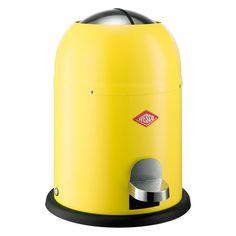 Wesco Kickmaster Bath Bin - Lemon Yellow