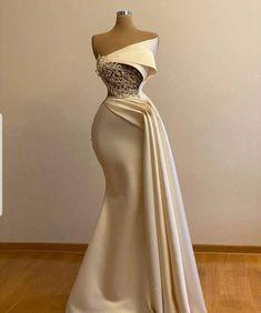 Ivory Prom Dresses, African Prom Dresses, African Wedding Dress, Gala Dresses, Event Dresses, Bridal Dresses, Ghana Wedding Dress, African Weddings, Formal Dresses