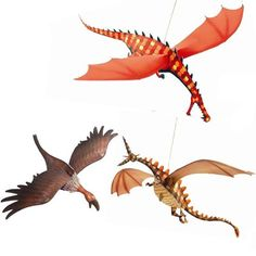 hangende draken djeco | ilovespeelgoed.nl
