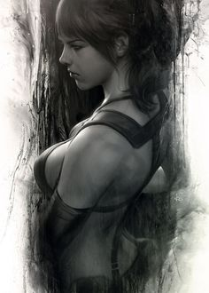 Quiet Moment by Artgerm on DeviantArt