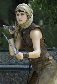 Tyene Sand - Rosabell Laurenti Sellers in Game of Thrones Season 5.