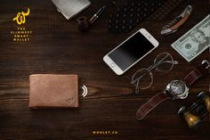 The Woolet Is A Wallet That Yells At You When You Leave It Behind   TechCrunch