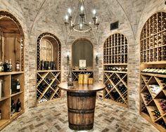 Home Decor wine-cellar インテリア実例 ワインセラー
