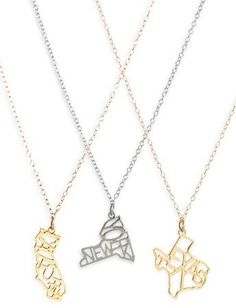 states necklaces my-style
