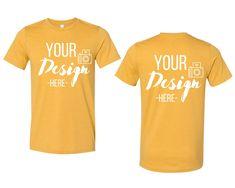 T Shirt Image, Blank T Shirts, Shirt Mockup, Photo Editor, Bella Canvas, Online Business, Things To Sell, Mens Tops, Shopping