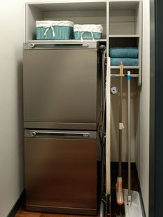 Laundry Room Storage Ideas : Home Improvement : DIY Network