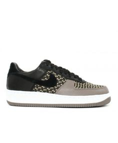 cheaper 088df 71d50 Air Force 1 Low Io Premium Undefeated Black, Black Green Bean-Olive Grey  313213-032