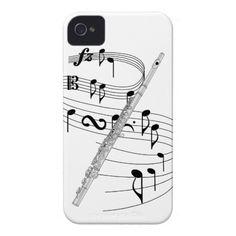 Flute Case-Mate iPhone 4 Cases