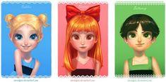Confira versões mais realistas de 20 personagens de desenhos animados - Mega Curioso