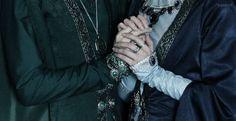 | Tobias and Amarinda | Queenie ♕