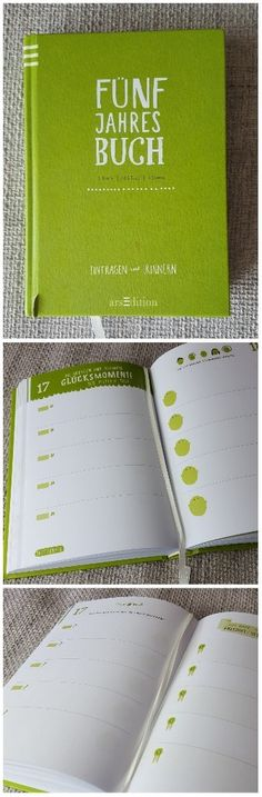 Tagebuch Das fünf Jahres Buch Bullet Journal, Diy, Book Recommendations, Diary Book, Blogging, Reading, Bricolage, Do It Yourself, Homemade