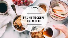 Frühstück ist die wichtigste Mahlzeit des Tages, heißt es. In Mitte ist es auch die schönste. Wir zeigen euch 11 Orte zum Frühstücken in der Mitte Berlins.