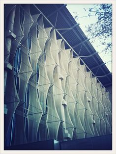 Front Facade of Phoenix Public Library by Danielle Bardgette, via Flickr